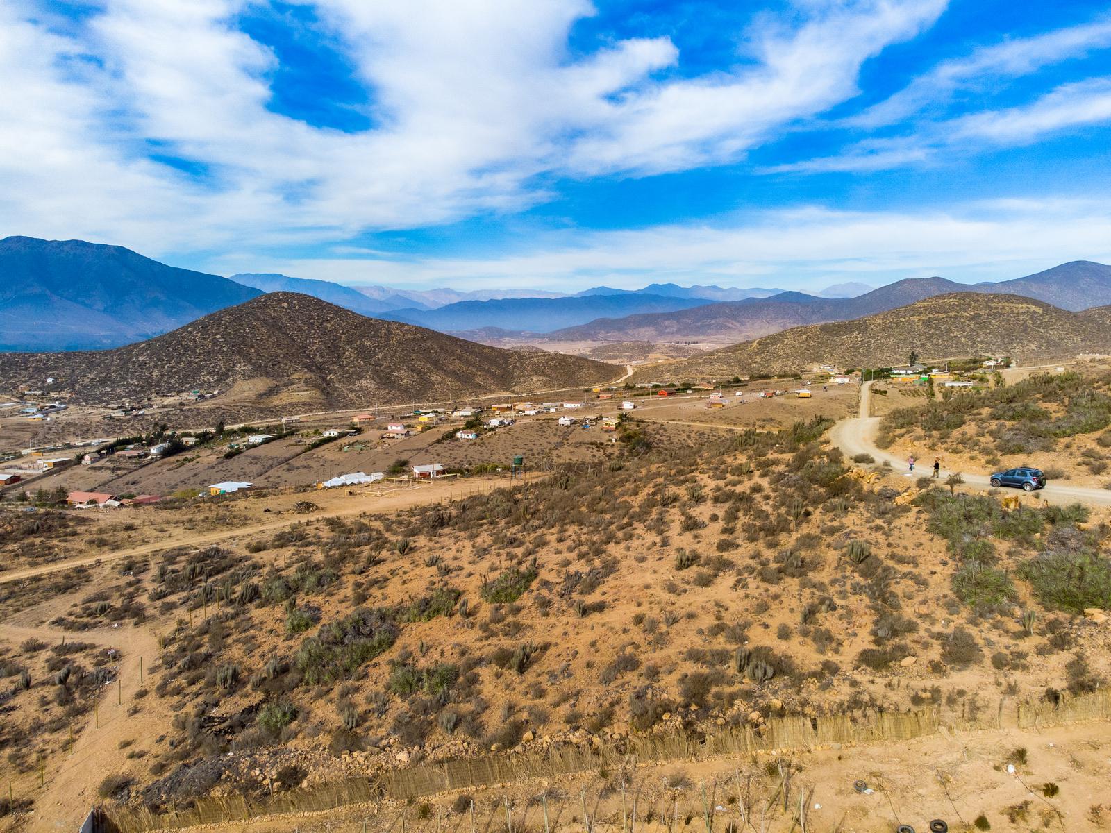 Parcela de 1.2 hectáreas en sector Quilacán, La Serena. $60 millones